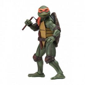 Les Tortues Ninja - Figurine Michelangelo Movie 1990