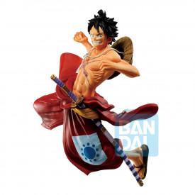 One Piece - Figurine Luffy Taro Ichibansho Full Force