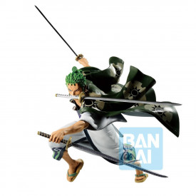 One Piece - Figurine Zorojuro Ichibansho Full Force