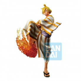 One Piece - Figurine Sangoro Ichibansho Full Force