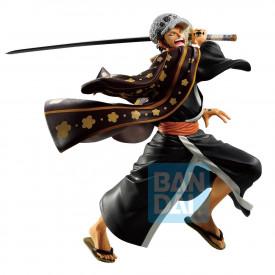 One Piece – Figurine Trafalgar Law Ichibansho Full Force