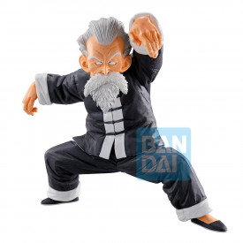 Dragon Ball Super - Figurine Kamé Sennin (Master Roshi) Ichibansho Strong Chains