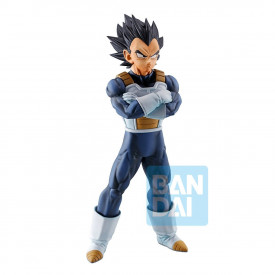 Dragon Ball Super - Figurine Vegeta Ichibansho Strong Chains