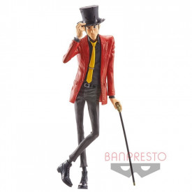 Lupin The Third The First - Figurine Lupin The Third Master Stars Piece