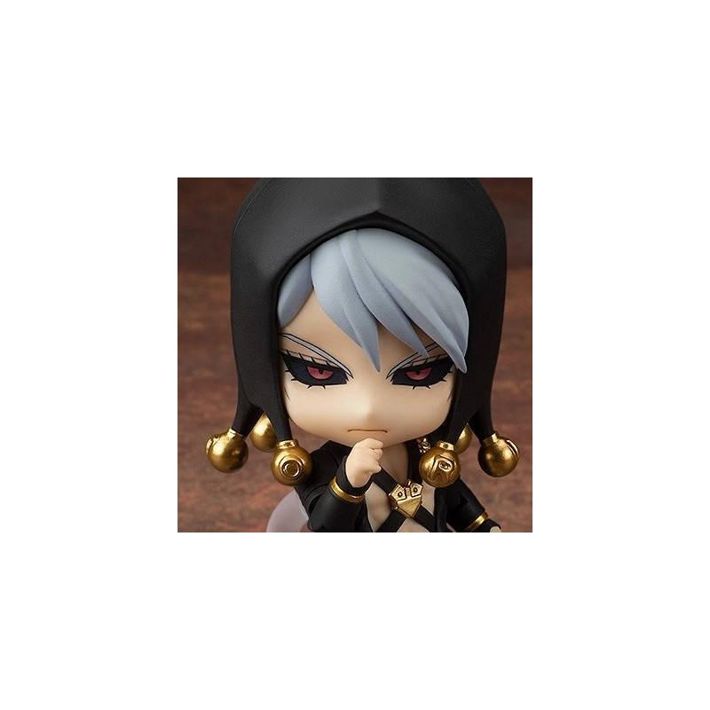 JoJo's Bizarre Adventure Golden Wind - Figurine Risotto Nero Nendoroid