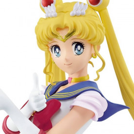Sailor Moon Eternal The Movie - Figurine Super Sailor Moon Glitter & Glamours Ver.A