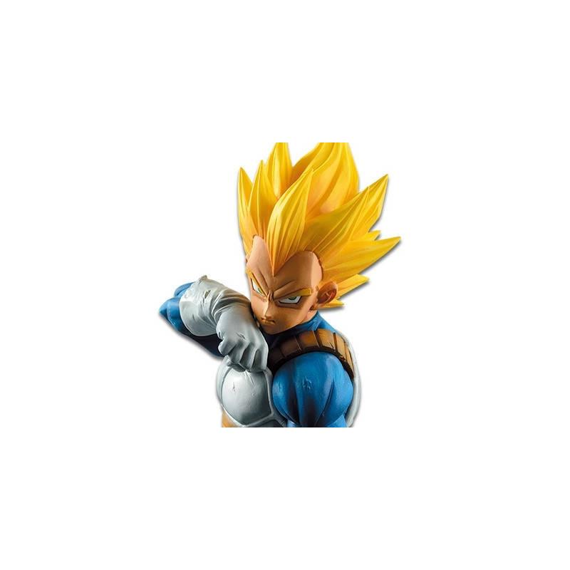 Dragon Ball Z - Figurine Vegeta SSJ Resolution Of Soldiers Vol.2