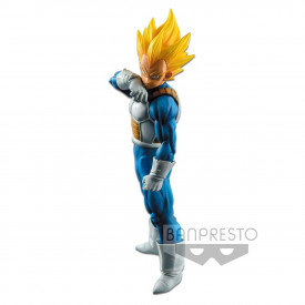 Dragon Ball Z - Figurine Vegeta SSJ Resolution Of Soldiers Vol.2
