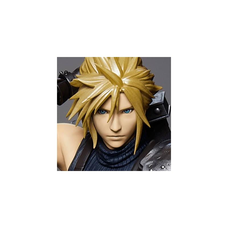 Final Fantasy VII Remake - Figurine Cloud Strife Hatsubai Kinen Kuji