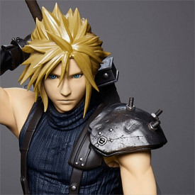 Final Fantasy VII Remake - Figurine Cloud Strife Hatsubai Kinen Kuji