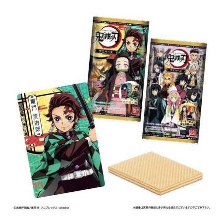 Kimetsu no Yaiba - Boosters Heroes Card Serie 01 image