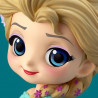 Disney Characters - Figurine Elsa Q Posket Fever Design Ver.A