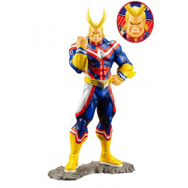 My Hero Academia - Figurine All Might ARTFXJ Special Bonus Edition 1/8