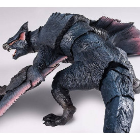 Monster Hunter - Figurine Nargacuga S.H.MonsterArts