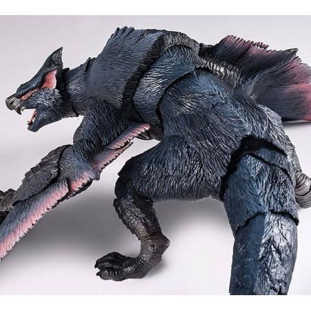 Monster Hunter - Figurine Nargacuga S.H.MonsterArts