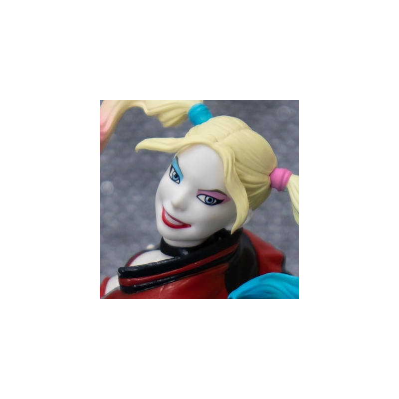 Harley Quinn - Figurine Harley Quinn Jump Ver. A Normal Color