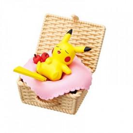 Pokémon - Figurine Pikachu Pokemon Utatane Basket