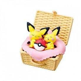 Pokémon - Figurine Pichu Pokemon Utatane Basket