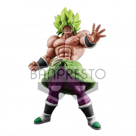 Dragon Ball Super - Figurine King Clustar Broly Super Saiyan Full Power Masterlise