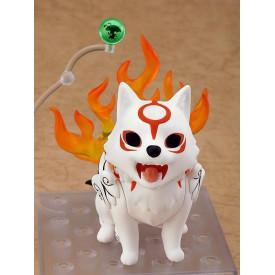 Okami - Figurine Amaterasu & Issun Nendoroid