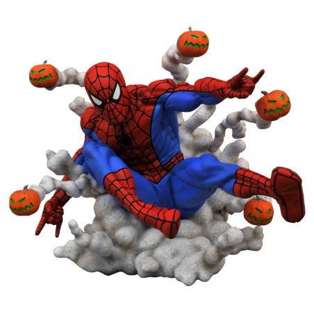 Spider-Man - Figurine Spider Man Pumpkin Bomb Marvel Gallery