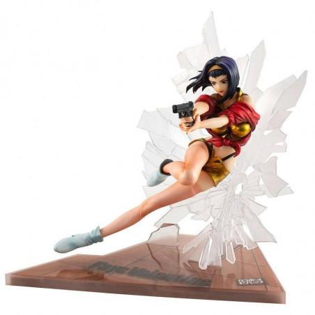 Cowboy Bebop- Figurine Faye Valentine & Spike Spiegel 1ST GIG Serie