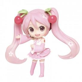 Vocaloid - Figurine Hatsune Miku Doll Crystal Sakura Ver.