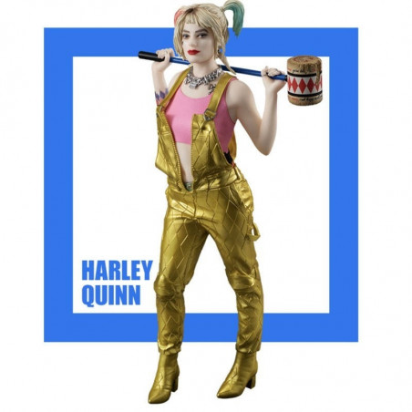 Birds of Prey - Figurine Harley Quinn Super Special Series