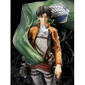 Attack On Titan - Figurine Livaï Ackerman