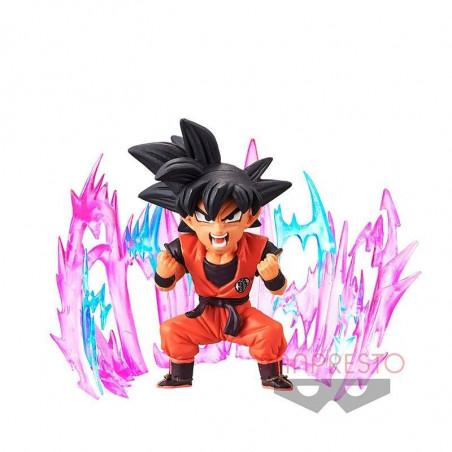 Dragon Ball Super - Figurine Son Goku Kaioken WCF Plus Effect image