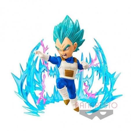 Dragon Ball Super - Figurine Vegeta SSGSS WCF Plus Effect image