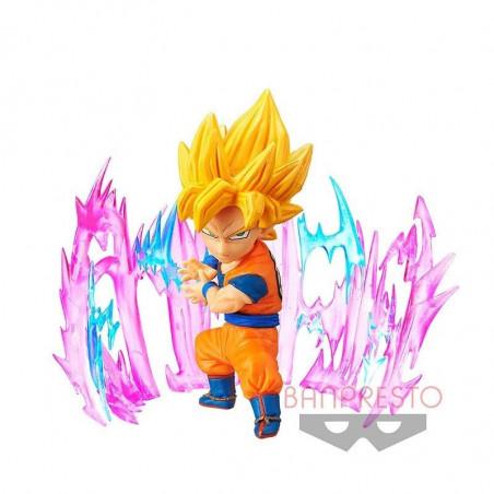 Dragon Ball Super – Figurine Son Goku SSJ WCF Plus Effect image