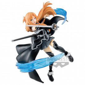 Sword Art Online Integral Factor - Figurine Asuna Espresto Extra Motions Kirito Color Ver.
