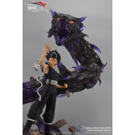 Yu Yu Hakusho - Figurine Hiei Dragon of Darkness Flame 1/6