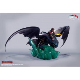 Dragons – Figurine Krokmou & Harold 1/6