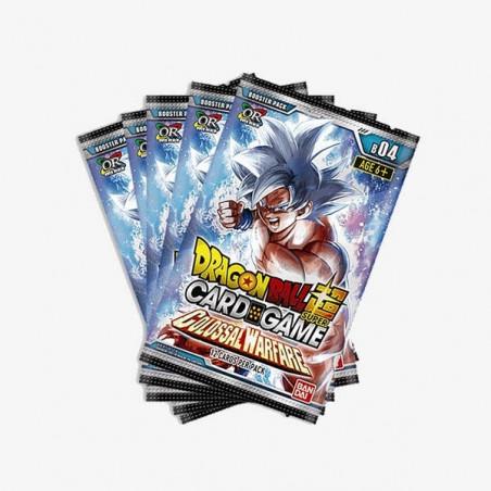 Dragon Ball Super - Booster Dragon Ball Super Card Game Colossal Warfare image