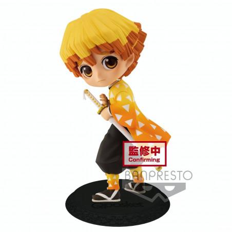 Kimetsu no Yaiba - Figurine Zenitsu Agatsuma Q Posket Ver.A