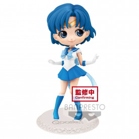 Sailor Moon Eternal - Figurine Sailor Mercury Q Posket Ver.A