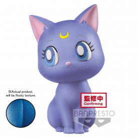 Sailor Moon Eternal – Figurine Luna Fluffy Puffy