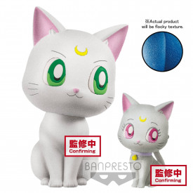 Sailor Moon Eternal - Figurine Artémis & Diana Fluffy Puffy