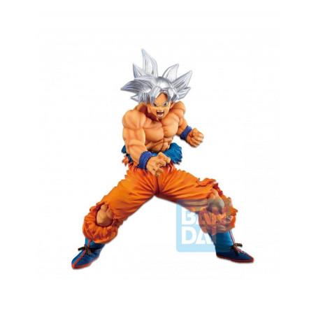 Dragon Ball Super - Figurine Son Goku Ultra Instinct VS Omnibus Ichibansho