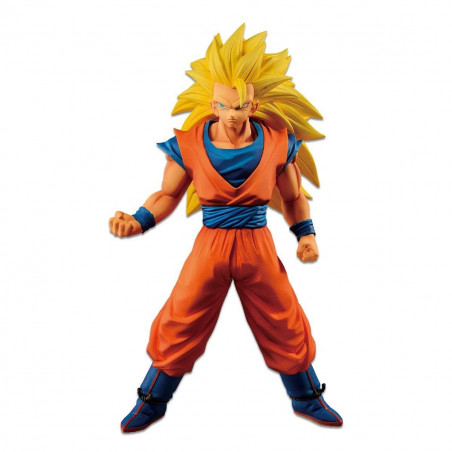 Dragon Ball Super – Figurine Son Goku SSJ 3 VS Omnibus Ichibansho