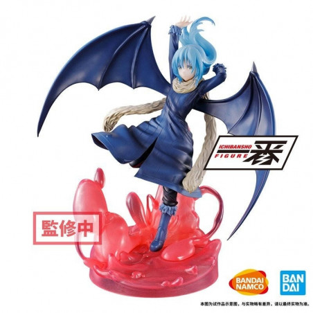 Tensei Shitara Slime Datta Ken - Figurine Rimuru Tempest Wrath Of God Ichibansho