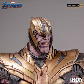 Avengers Endgame - Statue Thanos Legacy Replica Deluxe Version.