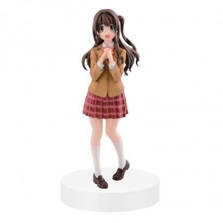 The Idolmaster Cinderella Girls - Figurine Shimamura Uzuki SQ Figure New Generations