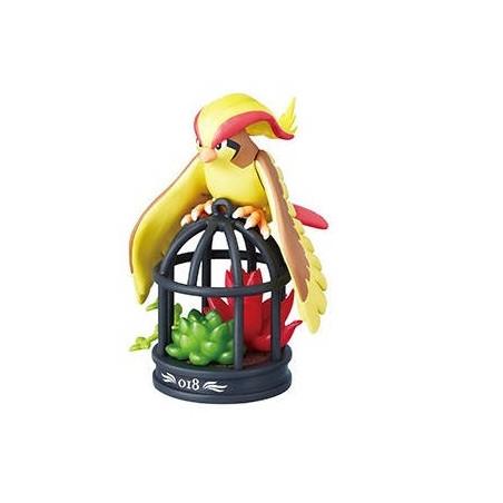 Pokemon – Figurine Roucarnage Pocket Botanical image