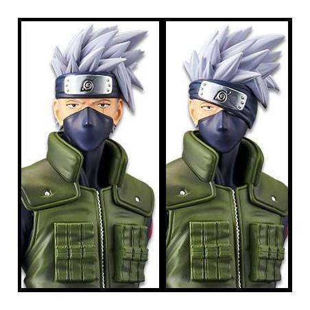Naruto Shippuden – Figurine Hatake Kakashi Grandista Nero image