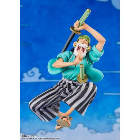 One Piece – Figurine Usopp Figuarts Zero Wano Kuni
