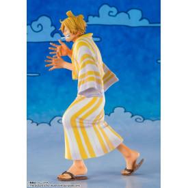 One Piece – Figurine Sanji Figuarts Zero Wano Kuni