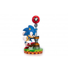 Sonic The Hedgehog - Figurine Sonic Check Point